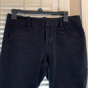 Gap skinny black dress pants